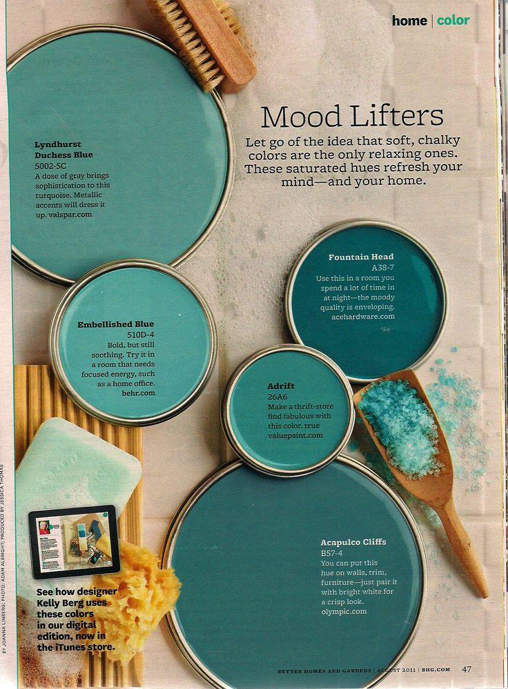 10 Terrific Teal Colour Palette Ideas List - Jennifer ...